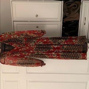 Zara dress size XS. Worn once.